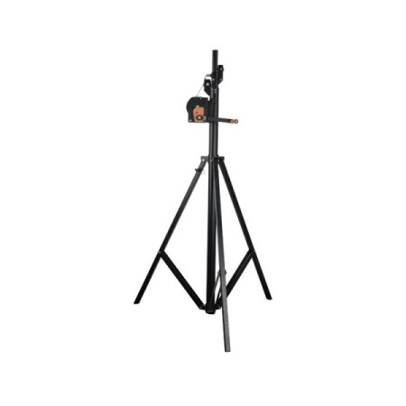 Showtec Wind-Up Lightstand 4m