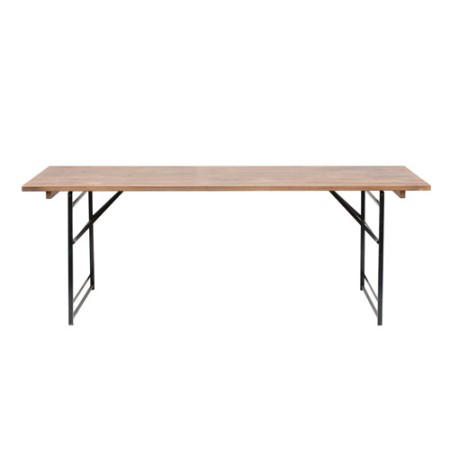 Long table - Iron