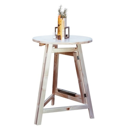 Bar table - Nature wood